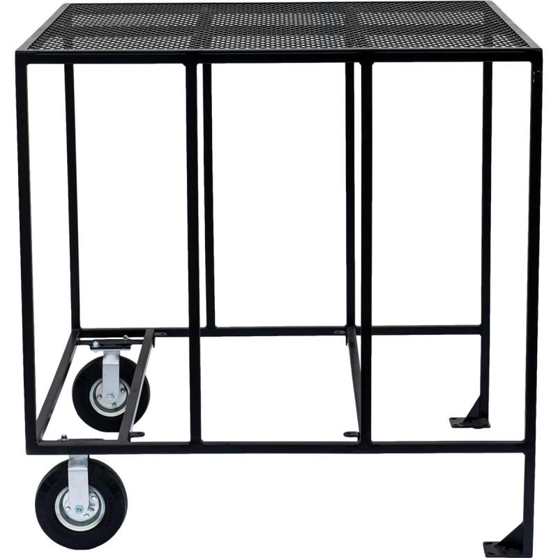 Corps Design Portable Stage Box, 4′ x 4′ x 4′