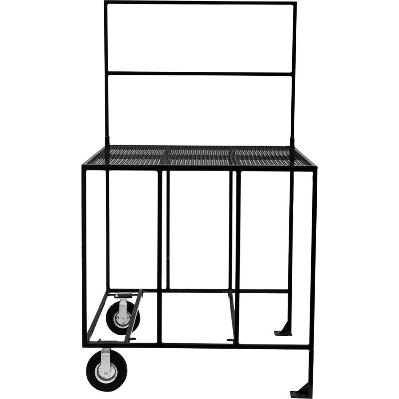 Corps Design Stage Box Safety Rail