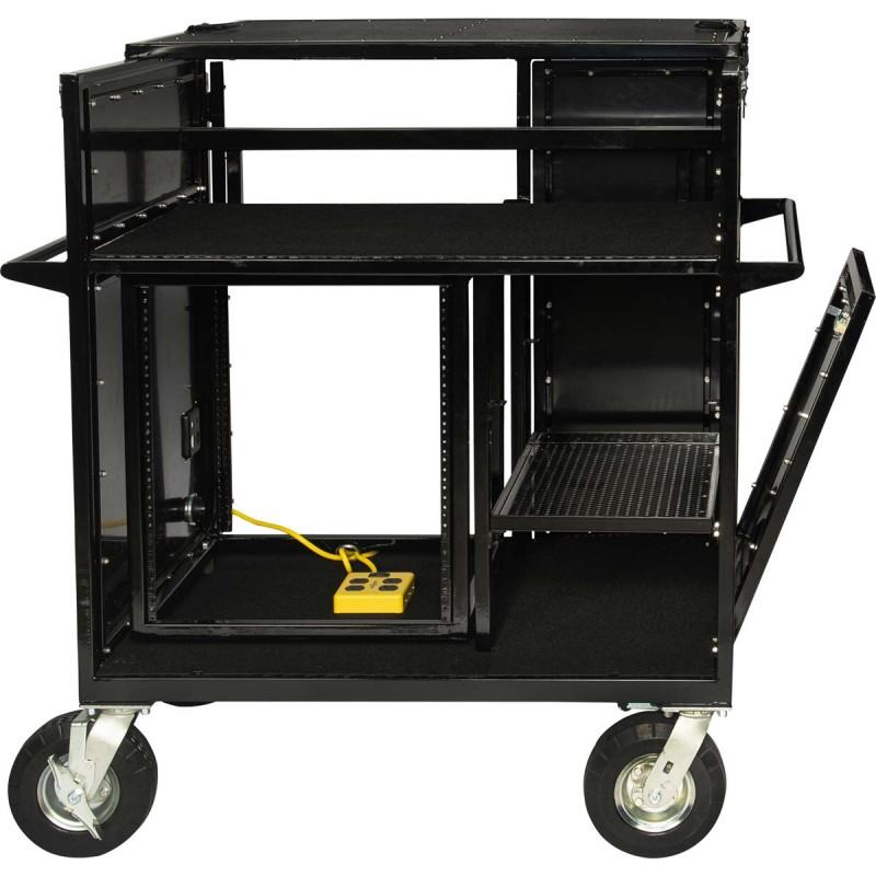Corps Design Standard Mixer Cart
