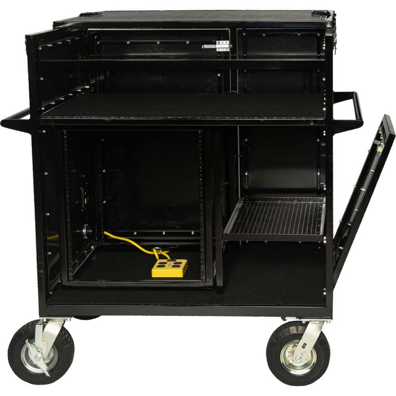 Corps Design Standard Mixer Cart