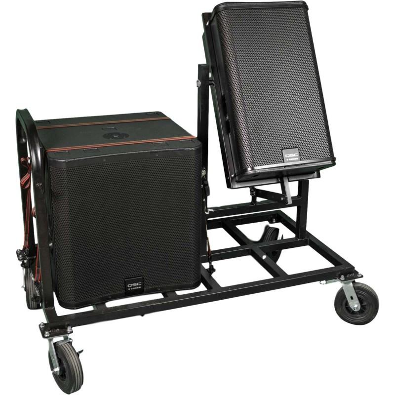 Corps Design Single-Single Speaker Cart