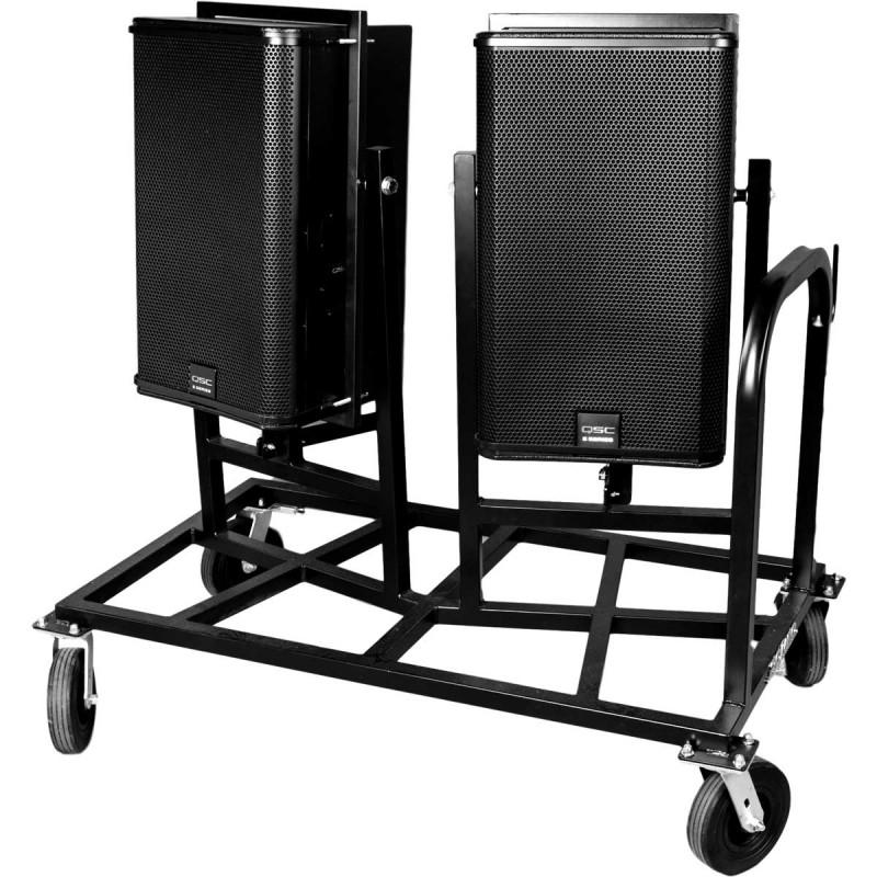Corps Design Double Main Speaker Cart