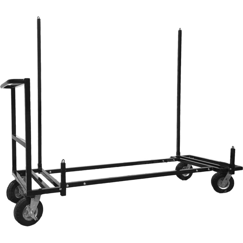 Corps Design Sideline Screen Cart
