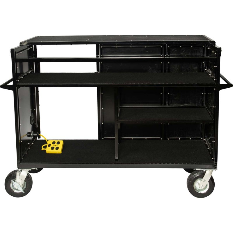 Corps Design Enclosed Synth Cart