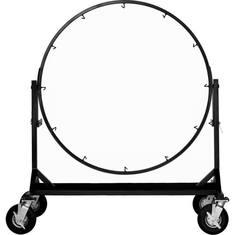 Corps Design Concert Bass Drum Cart