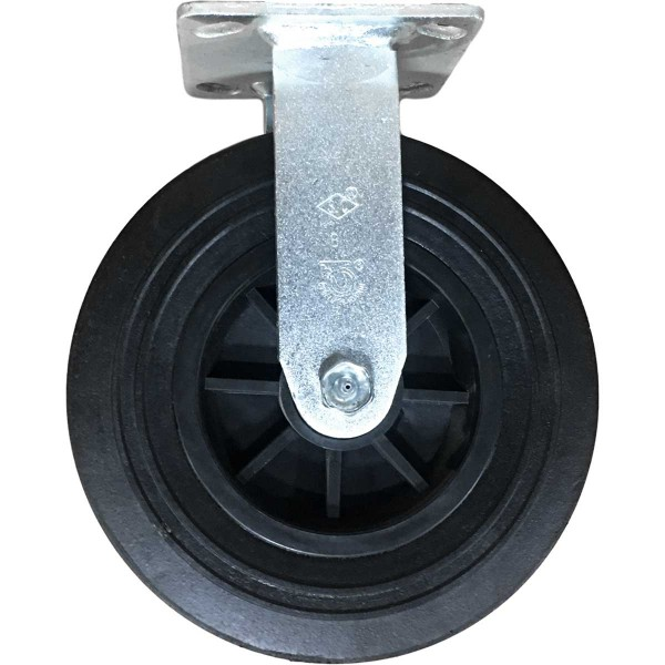 Solid Rubber Replacement Casters