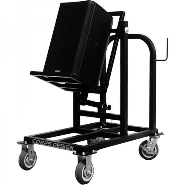 Mini Speaker Cart