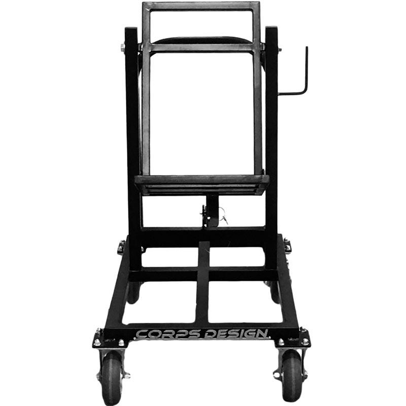 Corps Design Mini Speaker Cart