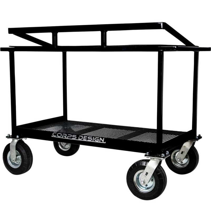 Corps Design Bell Kit Cart