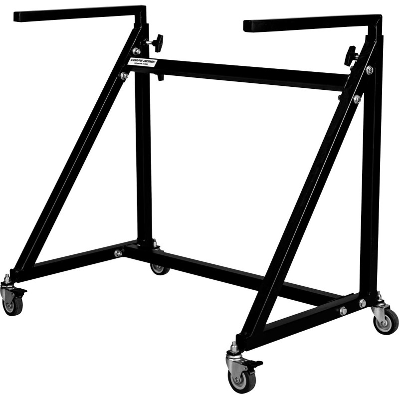 Corps Design Rolling Keyboard Stand